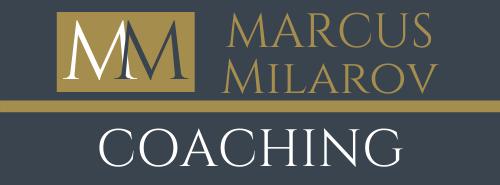 Marcus Milarov - Experte für Gewichtsreduktion Logo